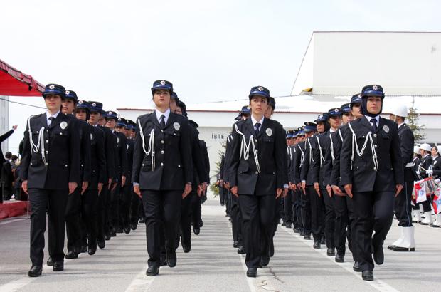 Yozgat POMEM'de mezuniyet töreni