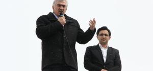 Ak Parti İl Teşkilatının referandum çalışmaları devam ediyor