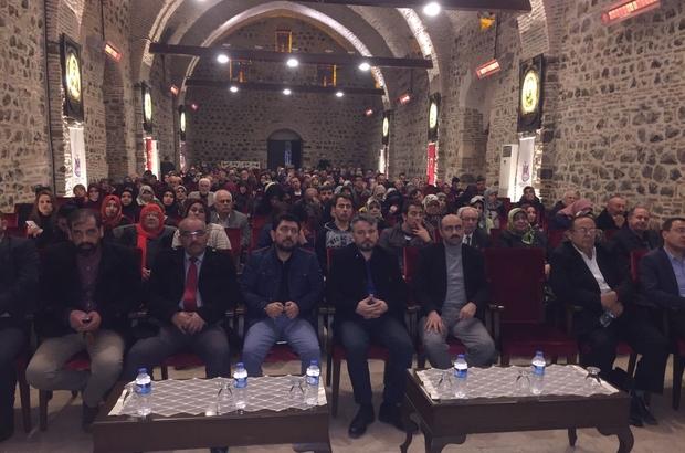 'Direnişten, Dirilişe Konferansı'na yoğun ilgi