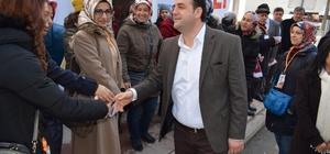 AK Parti'nin mahalle ziyaretleri