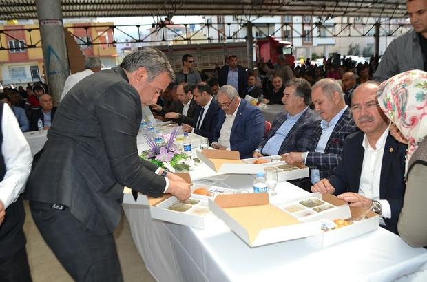 Osmaniye'de Tirşik Festivali