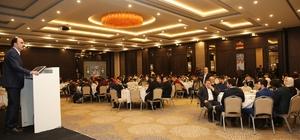 aşkan Altay ve Milletvekili Erdoğan gençlerle buluştu