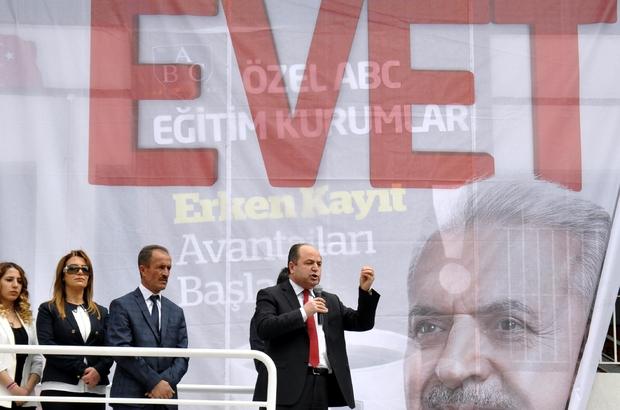 Anavatan Partisi Genel Başkanı Çelebi: