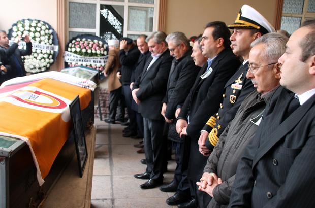 Galatasaray Divan Kurulu Üyesi Madenci'nin vefatı
