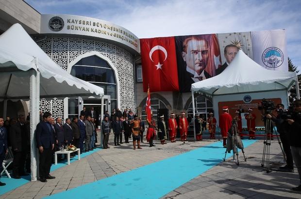 Büyükşehir'den Bünyan'a tarihi yatırım