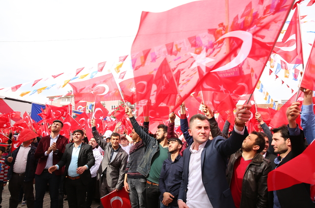 Gençlik ve Spor Bakanı Kılıç, Samsun'da