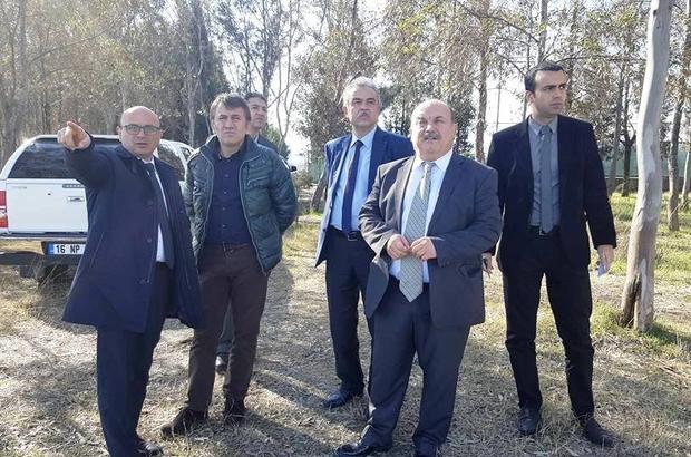 Altınova Belediye Başkanı Dr. Metin Oral: