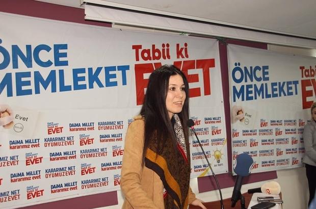 AK Parti Genel Başkan Yardımcısı Çiğdem Karaaslan Bartın'da