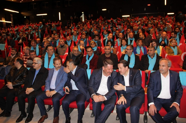 """Memur-Sen Genel Başkanı Ali Yalçın, """"Anayasa'ya ilk defa cerrahi bir müdahale var"""""""