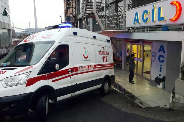 Temizlik işçisi kalp krizi sonucu hayatını kaybetti