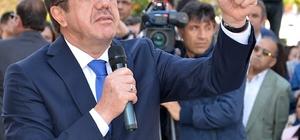 """Bakan Zeybekçi; """"Anayasa değişikliği ile Türkiye koalisyon hastalığından kurtulacak"""""""