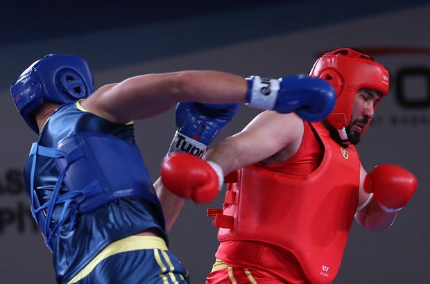 1. Akdeniz Wushu Şampiyonası