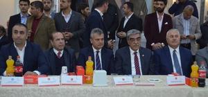 MHP Kırıkhan İlçe Başkanı Yavuzyılmaz güven tazeledi