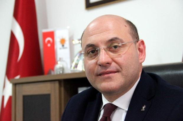 Başkan Ali Çetinbaş: Zeliha Aksaz Şahbaz'ın sözleri abesle iştigaldir