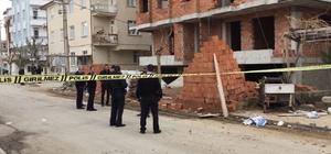 Karaman'da inşaatın 4. katından düşen işçi öldü