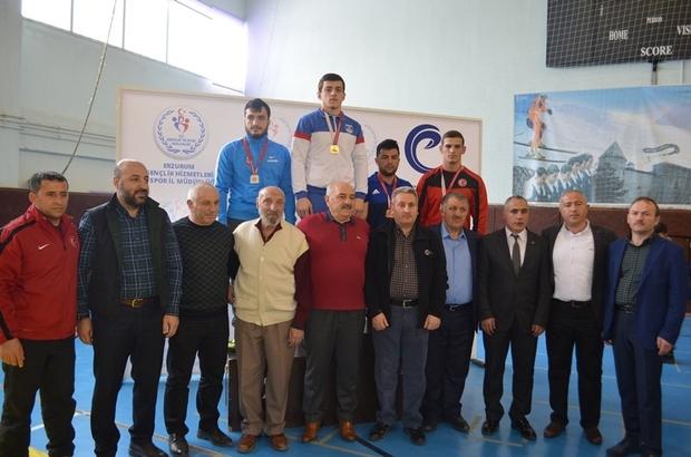 Erzurum Güreş'e doydu