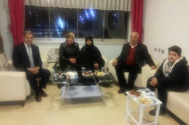 Başkan Süleyman Özkan 15 Temmuz gazilerini misafir etti