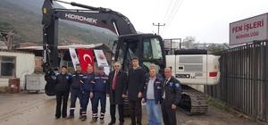 Gemlik Belediyesi araç filosunu güçlendiriyor