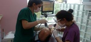 Ağız ve diş sağlığı merkezine periodontoloji uzmanı atandı