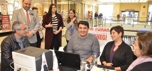 İzmir'de vatandaşlara KOAH testi