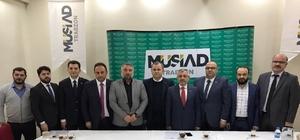 MÜSİAD Trabzon Şubesi referandumda 'evet' diyecek