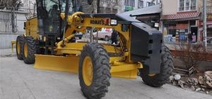 Tunceli Belediyesi'ne 3 yeni araç alındı