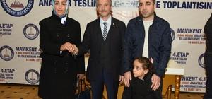 Şahinbey'de bin kişinin daha ev hayali gerçekleştirildi