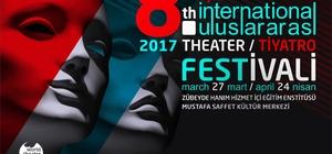 Tiyatronun kalbi Ataşehir'de atıyor