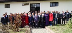 Kastamonu'da Süt Sığırı Yetiştiriciliği Kursa başladı