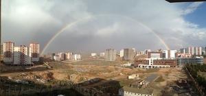Mardin'de gökkuşağı ziyafeti