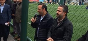 Malatya ilçeleri futbol turnuvasında birlik beraberlik vurgusu