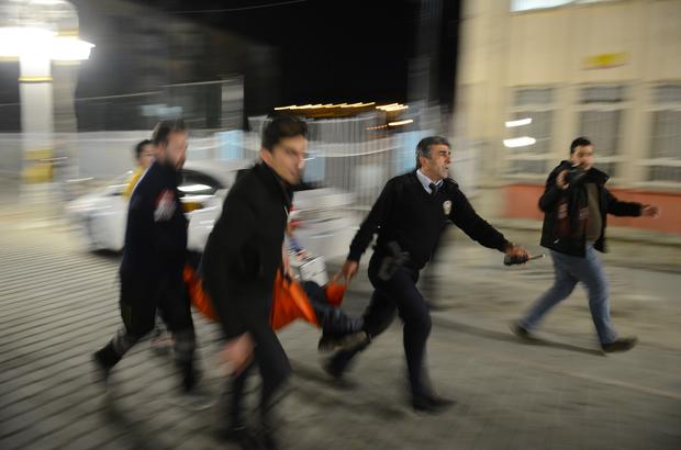 Kafede silahlı kavga: 2 ölü, 8 yaralı