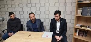 Başkan Doğan, Milli Türk Talebe Birliği Kocaeli Şubesini ziyaret etti