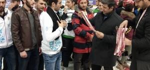 18 Mart Şehitler Kupası sahiplerini buldu