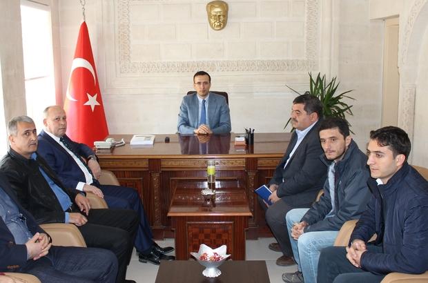Darıca heyeti Mardin'de