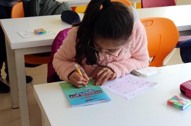 Çınar Koleji, Kanguru Matematik sınavına ikinci kez ev sahipliği yaptı