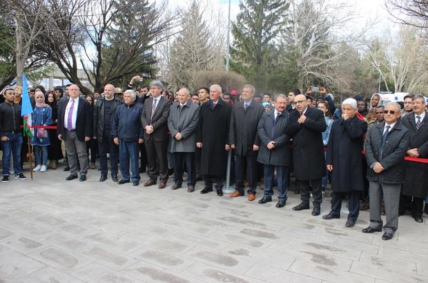 Kayseri'de Nevruz coşkusu