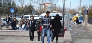 Aksaray'da hırsızlık iddiası