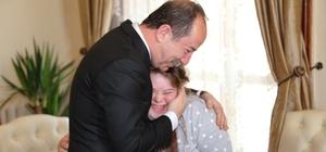 """Başkan Gürkan: """"Dünya farklılıklarla güzel"""""""