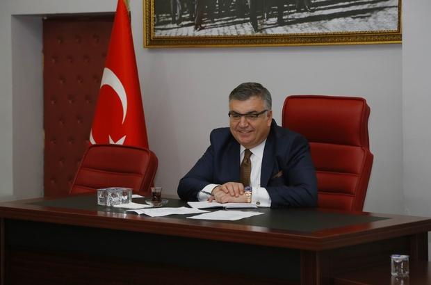 """Başkan Kesimoğlu: """"Fuar ve Kongre Merkezi'nin Yapımına Talibiz"""""""