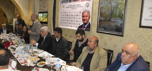 AK Partililer, Engelsiz Bir Türkiye projesi kapsamında engelliler ile bir araya geldi