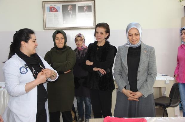 Milletvekili Candemir Çelik referandum çalışmalarına hız verdi