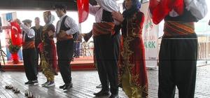 Elazığ'da özel çocuklar, etkinlikte bir araya geldi