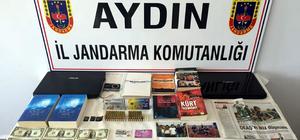 PKK'dan gözaltına alınanların evlerinde FETÖ dokümanları çıktı