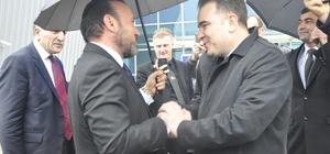 Başkan Doğan, Kızıltepe'de