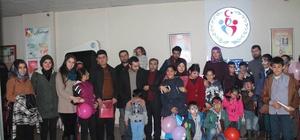 Ağrı Gençlik Merkezi, Down Sendromlu Kardeşlerini Unutmadı