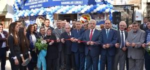 Ayn-i Ali Hanımlar Lokali törenle açıldı