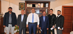 Mersin'de gazilere maddi destek