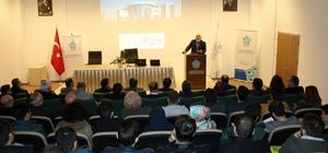 NEÜ Seydişehir Yerleşkesi Kamu-Üniversite-Sanayi İşbirliğine ev sahipliği yaptı