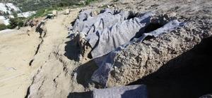 Tarihi mezarlar koruma altına alındı